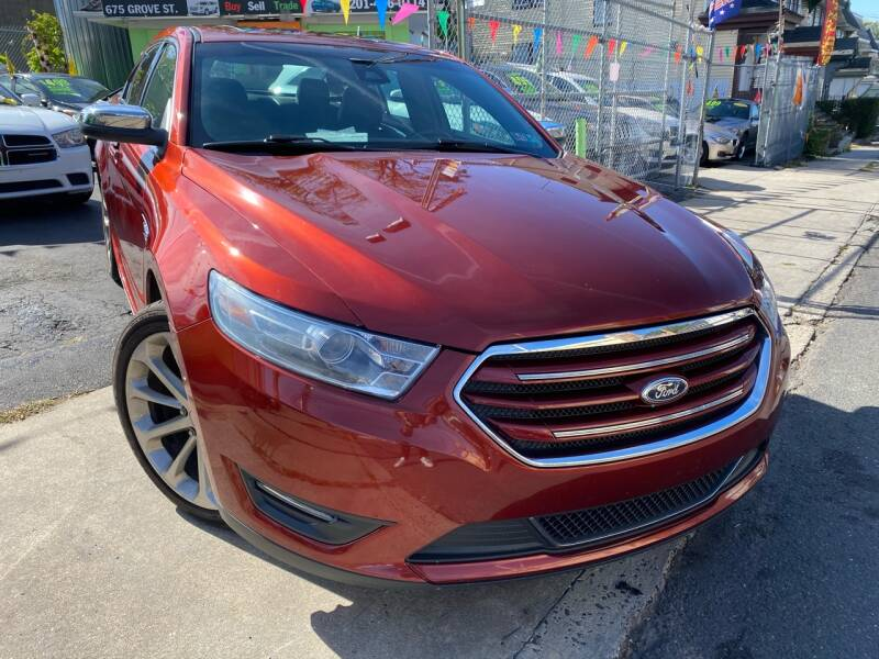 2014 Ford Taurus for sale at Best Cars R Us LLC in Irvington NJ