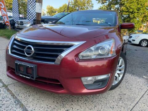 2013 Nissan Altima for sale at Best Cars R Us LLC in Irvington NJ