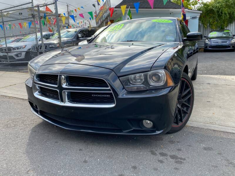 2012 Dodge Charger for sale at Best Cars R Us LLC in Irvington NJ