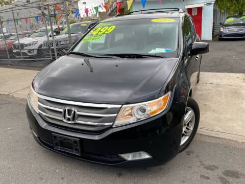 2011 Honda Odyssey for sale at Best Cars R Us LLC in Irvington NJ