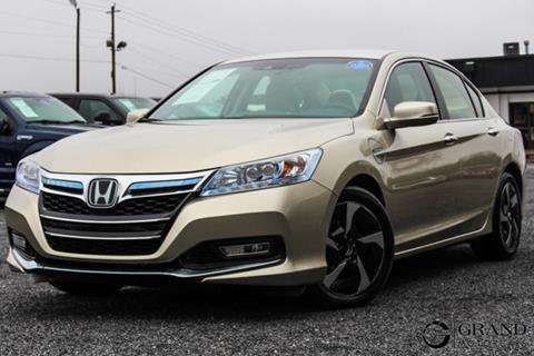 2014 Honda Accord Plug-In for sale in Marietta, GA