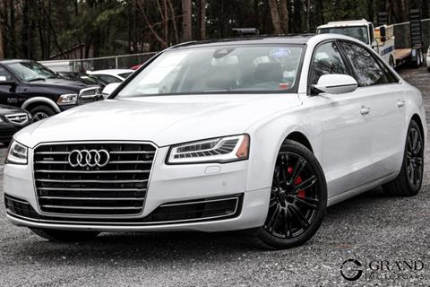 2015 Audi A8 L For Sale In Marietta Ga