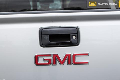 2015 GMC Canyon