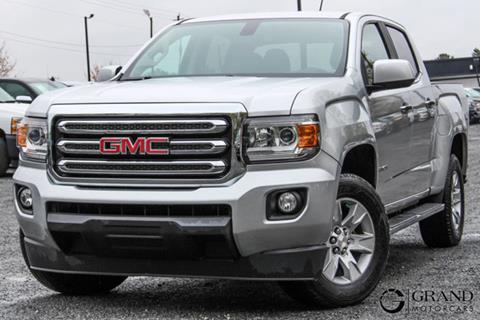 2015 GMC Canyon for sale in Marietta, GA