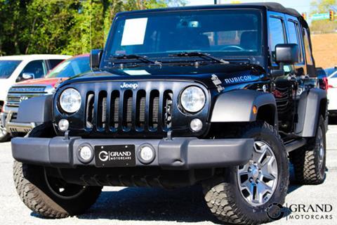 2017 Jeep Wrangler Unlimited for sale in Marietta, GA