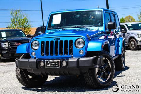 2014 Jeep Wrangler Unlimited for sale in Marietta, GA