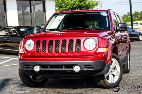 2015 Jeep Patriot for sale in Marietta, GA