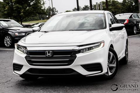 2019 Honda Insight for sale in Marietta, GA