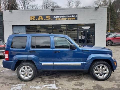2010 Jeep Liberty for sale in Pittsburgh, PA