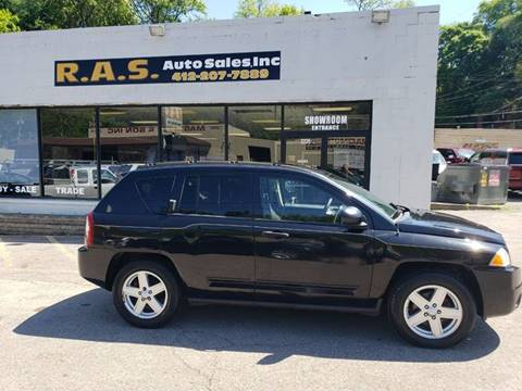 2008 Jeep Compass for sale in Pittsburgh, PA
