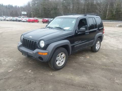 2003 Jeep Liberty for sale in Brentwood, NH