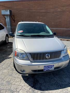 2004 Mercury Monterey for sale in Austintown, OH