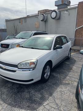 2005 Chevrolet Malibu Maxx for sale in Austintown, OH