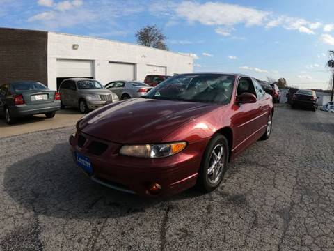 2000 Pontiac Grand Prix for sale in Austintown, OH