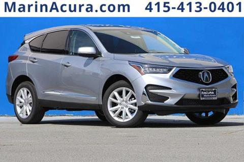 2020 Acura RDX for sale in Corte Madera, CA