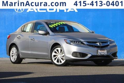 2017 Acura ILX for sale in Corte Madera, CA
