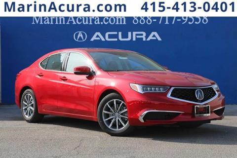 2020 Acura TLX for sale in Corte Madera, CA