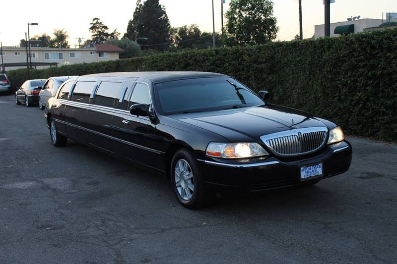 2008 Lincoln Town Car Executive In Van Nuys Ca Auto Truck