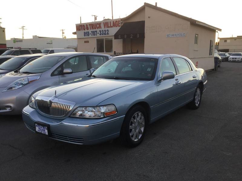 2010 Lincoln Town Car Signature Limited In Van Nuys Ca Auto