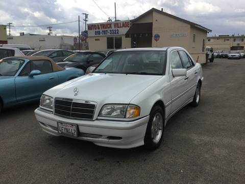 1999 Mercedes-Benz C-Class for sale in Van Nuys, CA