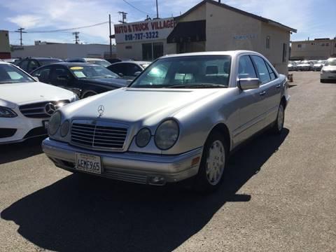 1999 Mercedes-Benz E-Class for sale in Van Nuys, CA