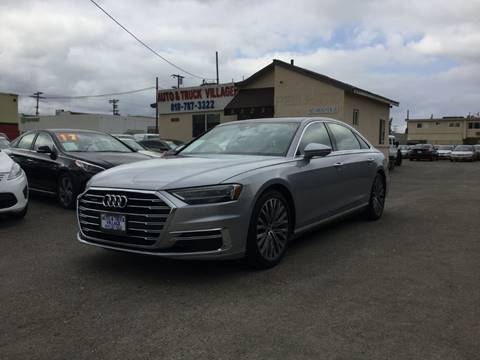 2019 Audi A8 L for sale in Van Nuys, CA
