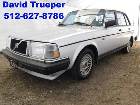 Volvos For Sale >> 1991 Volvo 240 For Sale In Georgetown Tx