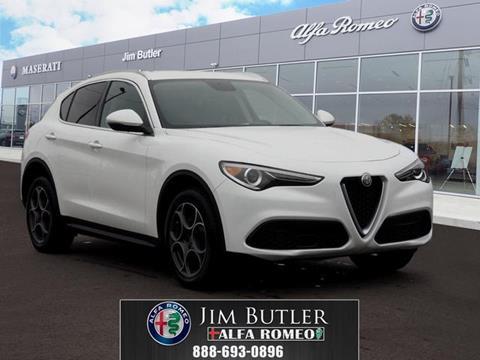 Alfa Romeo Stelvio For Sale In Midland Tx Carsforsale Com