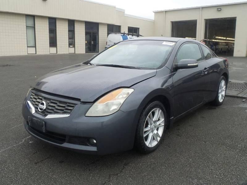 2008 Nissan Altima For Sale At GORDONu0027S ELITE AUTO SALES In Baltimore MD