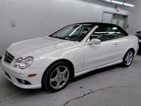 2007 Mercedes-Benz CLK for sale in Baltimore, MD