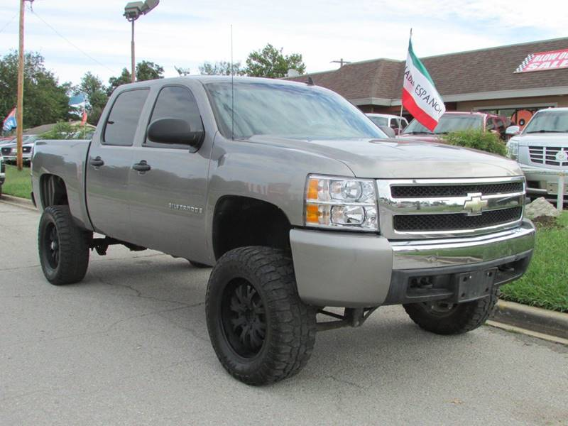 2007 Chevrolet Silverado 1500 For Sale At Dealer One Auto Credit In  Oklahoma City OK