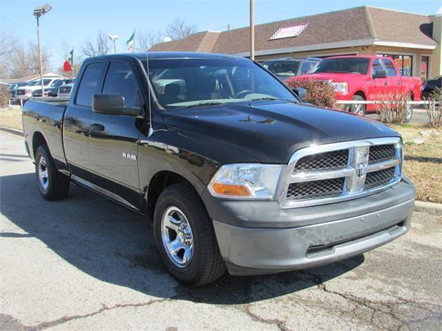 2009 Dodge Ram Pickup 1500 for sale at Dealer One Auto Credit in Oklahoma City OK