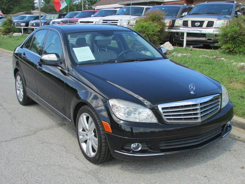 2009 Mercedes Benz C Class For Sale At Dealer One Auto Credit In Oklahoma