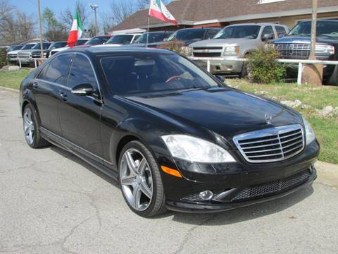 Mercedes benz s class for sale in oklahoma city ok for Mercedes benz okc