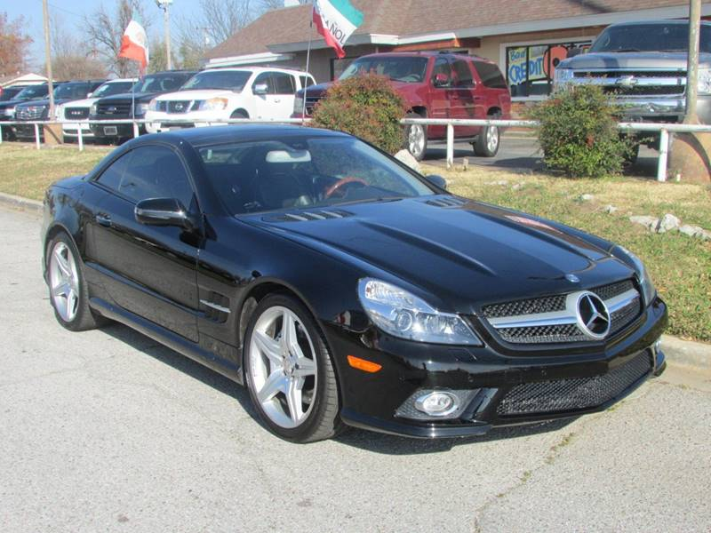 2012 Mercedes Benz SL Class For Sale At Dealer One Auto Credit In Oklahoma