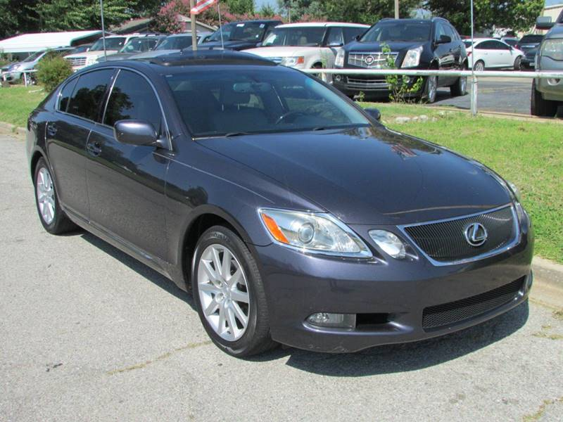 2006 Lexus GS 300 For Sale At Dealer One Auto Credit In Oklahoma City OK