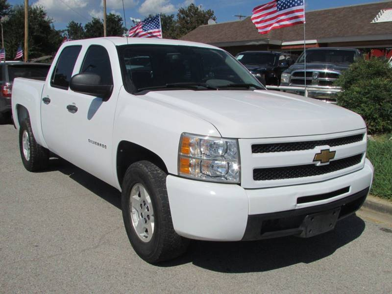 2012 Chevrolet Silverado 1500 For Sale At Dealer One Auto Credit In Oklahoma  City OK