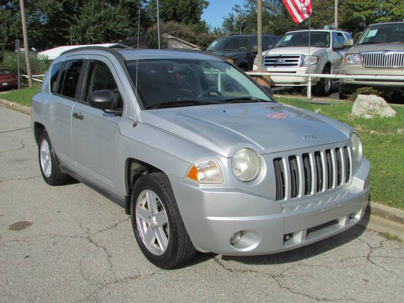 2007 Jeep Compass For Sale At Dealer One Auto Credit In Oklahoma City OK