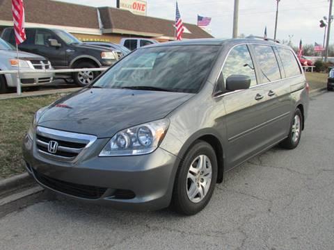 2007 Honda Odyssey for sale in Oklahoma City, OK