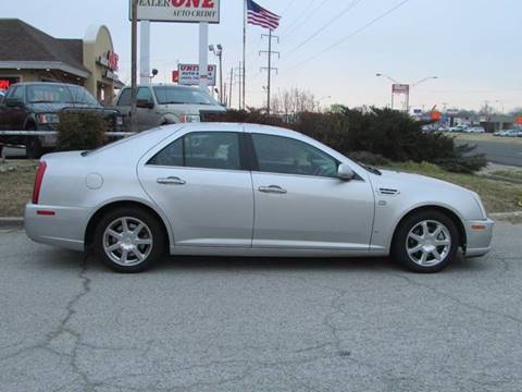 2008 Cadillac STS for sale in Oklahoma City, OK