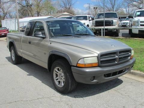 2002 Dodge Dakota for sale in Oklahoma City, OK