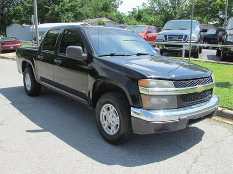 Trucks For Sale In Okc >> 2007 Chevrolet Colorado For Sale In Oklahoma City Ok