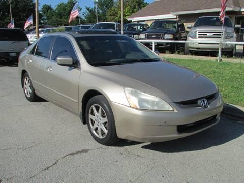 2004 Honda Accord for sale in Oklahoma City, OK