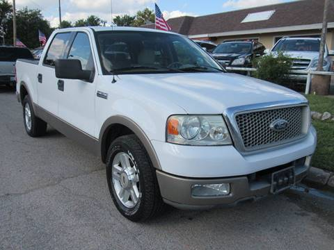 2004 Ford F-150 for sale in Oklahoma City, OK