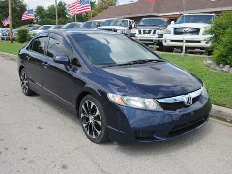 2010 Honda Civic for sale in Oklahoma City, OK