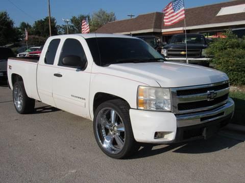 Trucks For Sale In Oklahoma >> 2011 Chevrolet Silverado 1500 For Sale In Oklahoma City Ok