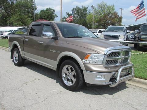 2010 Dodge Ram Pickup 1500 for sale in Oklahoma City, OK