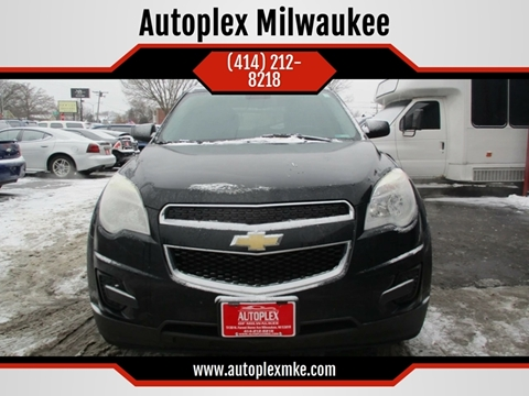 2012 Chevrolet Equinox for sale at Autoplex Milwaukee in Milwaukee WI