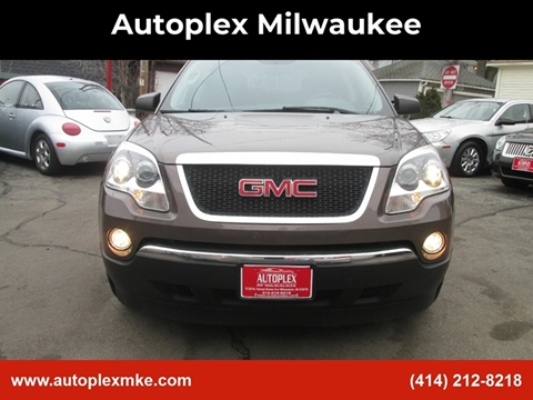 2012 GMC Acadia for sale in Milwaukee, WI