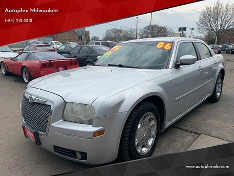 2006 Chrysler 300 for sale at Autoplex Milwaukee in Milwaukee WI